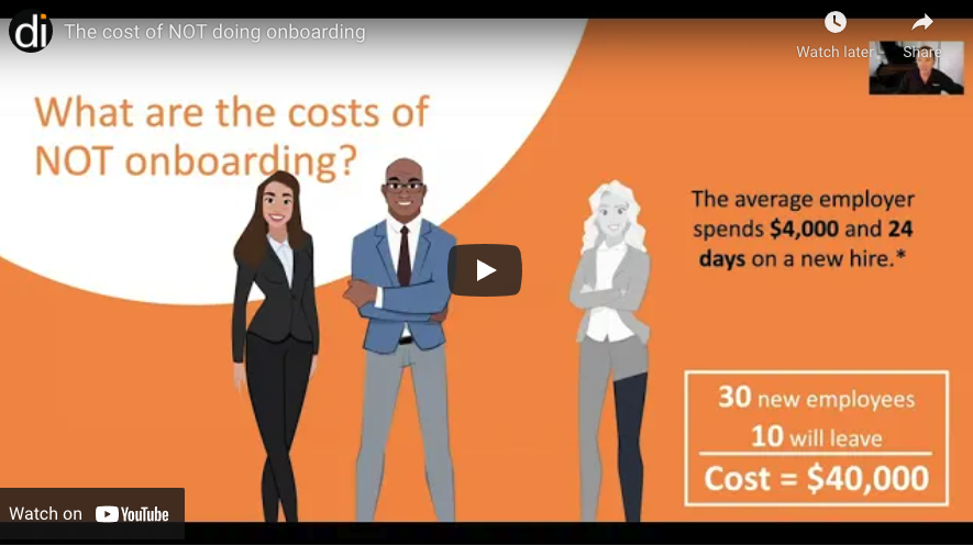 cost of onboarding