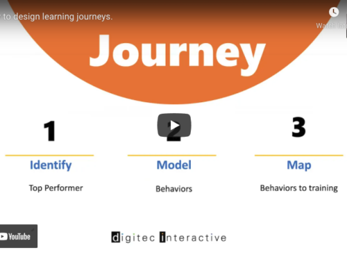 Three Simple Steps to Design Learning Journeys